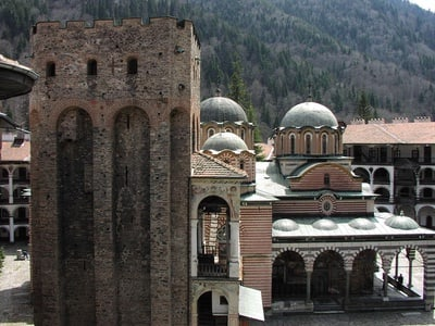 From Sofia: Full-Day Shuttle to Rila Monastery and Boyana