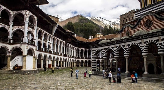 From Sofia: Shuttle to Rila Monastery + Boyana Church