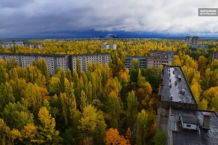 From Kiev: 1-Day Group Tour to Chernobyl