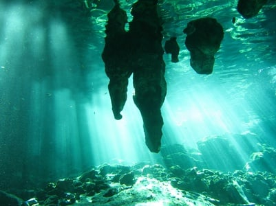 Snorkeling and Underground Cenotes Half-Day Adventure