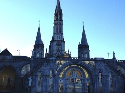 From Toulouse - Lourdes Private Walking Tour
