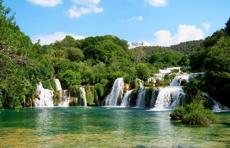 Krka National Park: Private Excursion for up to 8 People