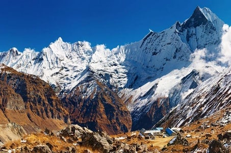 13-Night Annapurna Base Camp Tour from Kathmandu