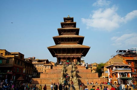 3 Hour Private Visit to Authentic Bhaktapur City Including Lunch