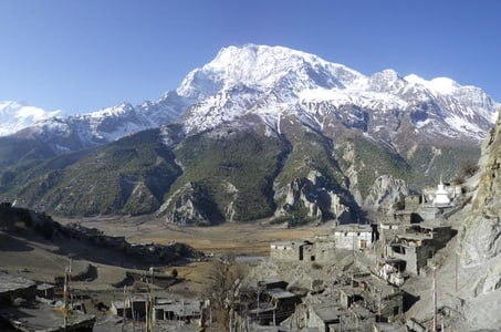 9 Nights 10 Days Annapurna Base Camp Treks with Kathmandu and Pokhara in Nepal