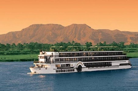 Night Day Star Nile Cruise From Aswan To Luxor With Private - 3 5 day cruises