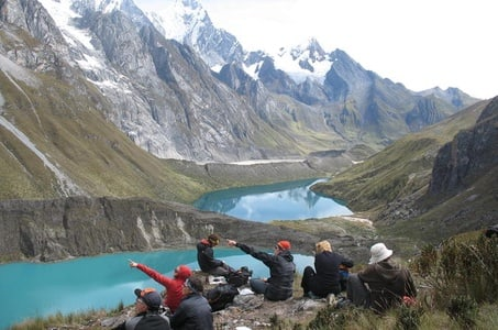 10-Day Huyhuash Trek Complete Circuit from Huaraz