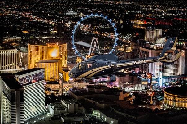 Helicopter Tour of the Las Vegas Strip
