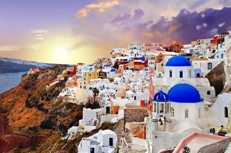 Athens and Santorini 7-Day Tour