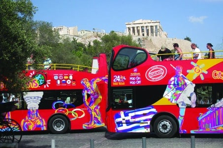 City Sightseeing Athens Hop-On Hop-Off Tour