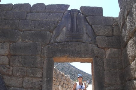 Self-Guided Private Day Tour of Mycenae - Palamidi fort - Epidaurus from Nafplio with Lunch