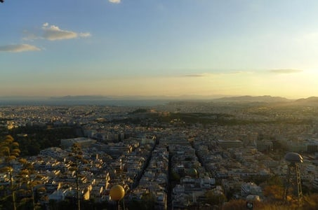 Mount Lycabettus Walking Tour in Athens