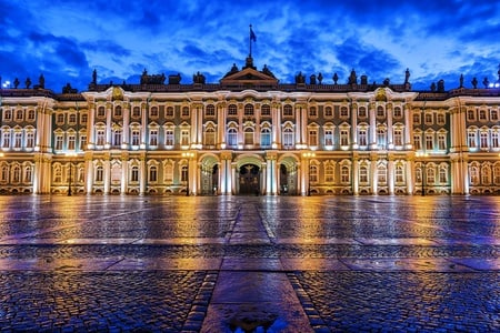 Saint Petersburg Hermitage Museum skip-the-line guided tour