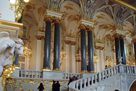 Saint Petersburg Hermitage Museum skip-the-line guided tour with Winter Palace