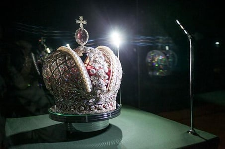 St. Petersburg Hermitage State Museum: Museum Admission and Small-Group Faberge Halls Tour