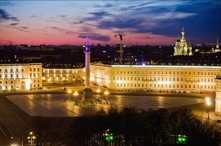 St. Petersburg Small-Group State Hermitage Museum Tour with a Historical Guide