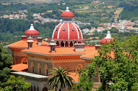 Half Day Private Tour in Lisboa and Sintra