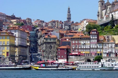 Oporto Private Tour from Lisbon