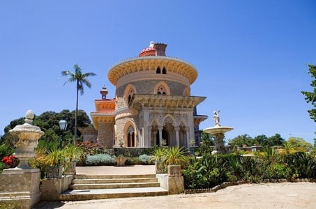 Sintra Private Full-Day Tour from Lisbon