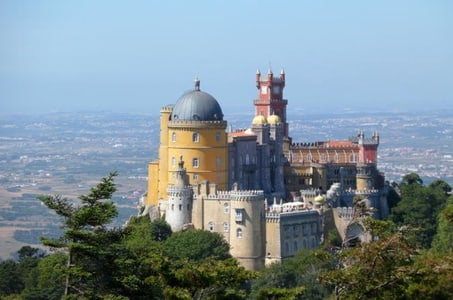Small Group Sintra, Cascais and Estoril Full-Day Tour
