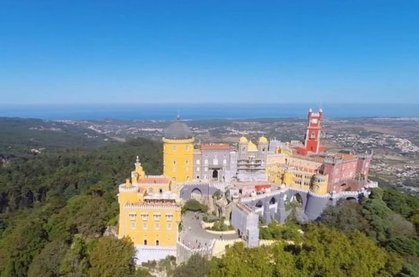 Private Full-Day Sintra Tour from Lisbon