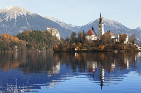 Bled Sightseeing Tour from Ljubljana with Cream Cake Tasting