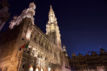 Day Trip to Brussels from London