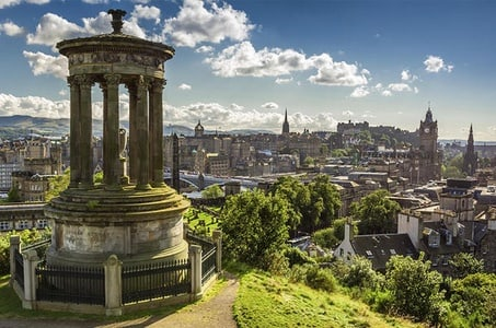 Edinburgh and the Highlands Weekend Tour from London