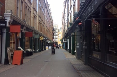 Private 3-hour Harry Potter Walking Tour of London