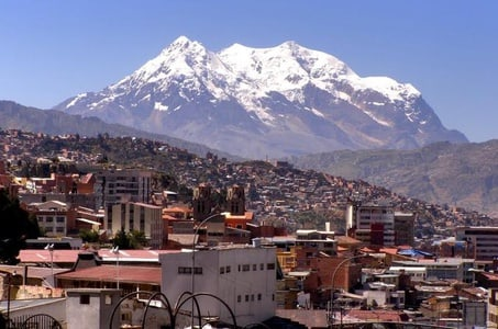 La Paz City Walking Tour