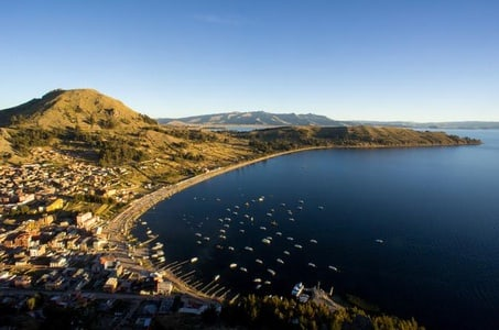 Private Tour: Lake Titicaca, Copacabana and Sun Island from La Paz