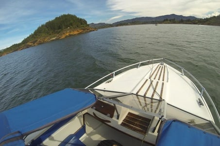 Guatape and El Peñol Lake Tour from Medellin