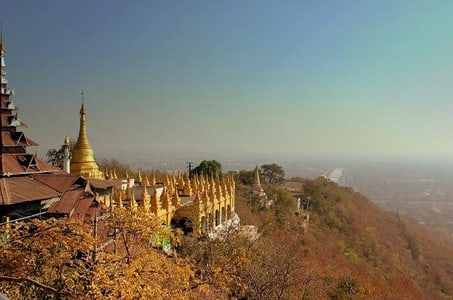 Private Half-Day Mandalay City Tour