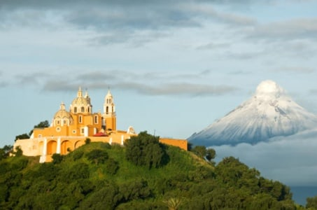 Puebla and Cholula Day Trip from Mexico City