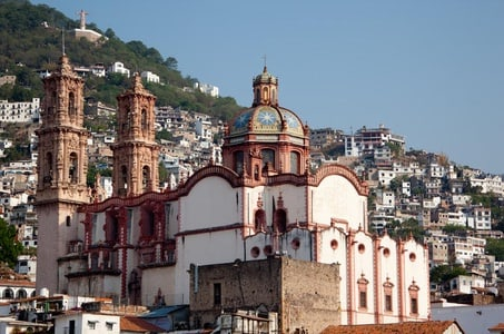 Taxco and Cuernavaca from Mexico City