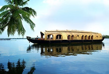 From Kochi: 2-Day Alappuzha Backwaters Houseboat Cruise