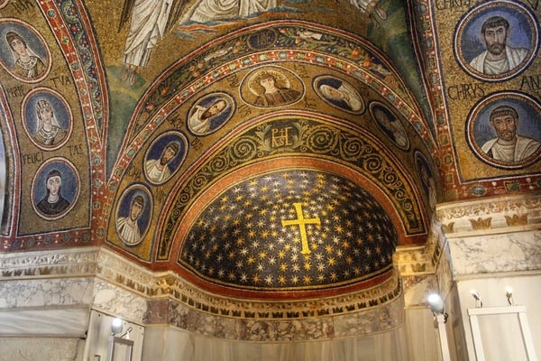 Ravenna: Private Guided Tour with Monument Admissions