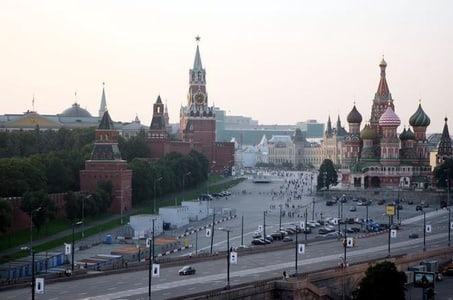 Private Walking Tour of Moscow's Red Square