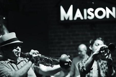 Dinner and Live Jazz Package - New Orleans