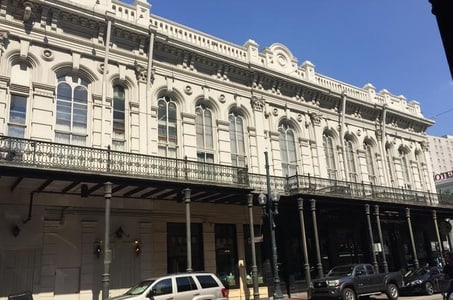 JFK and Oswald Conspiracy Theory Tour in Downtown New Orleans