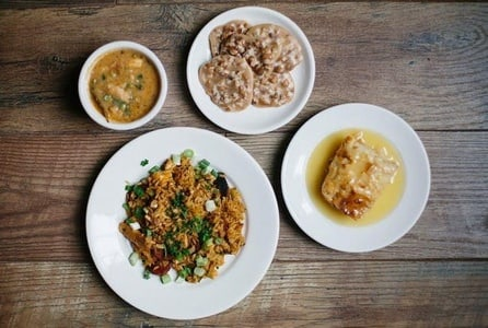 The New Orleans School of Cooking demonstrations: Fun, food and folklore