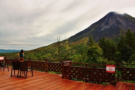 Arenal Observatory Tour