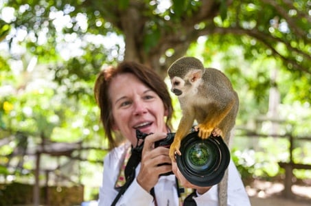 Monkey Land and Ecotrail Tour