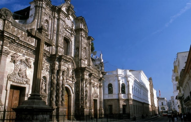 From Quito: 5-Day Colors of Ecuador Tour