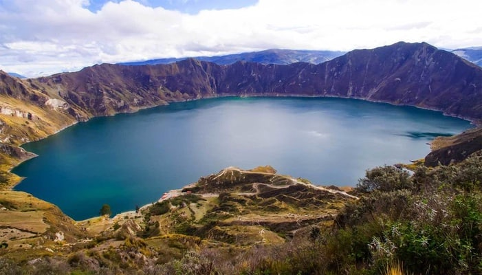 Image result for quilotoa