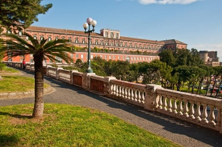 Naples Shore Excursion: Naples City and Pompeii Half Day Sightseeing Tour