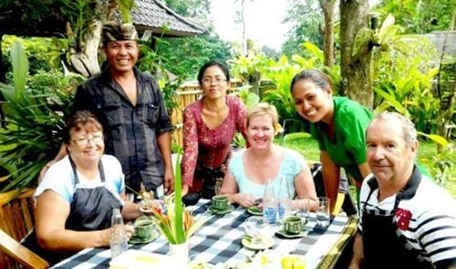 Authentic Balinese Market Tour and Cooking Class