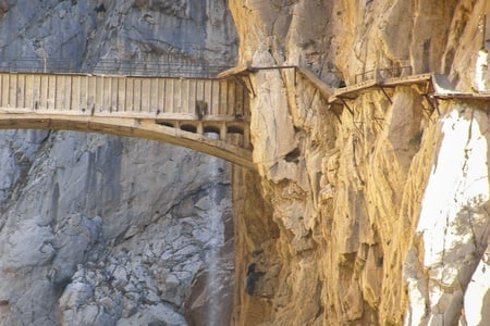 Málaga: Half-Day Excursion to the Caminito del Rey