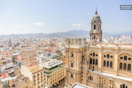 Malaga Hop-on Hop-off Tour - 24h Ticket