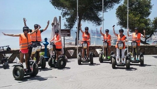 Málaga Private Segway Tours